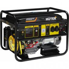 Бензиновый электрогенератор Huter DY6500LXG