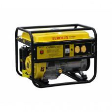 Бензиновый электрогенератор Eurolux G6500A