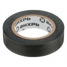 Изолента (10m * 15mm * 0,15mm) чёрный
